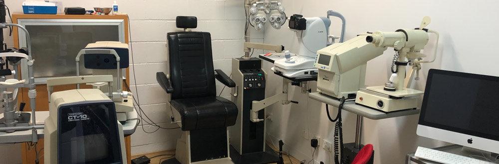 Optometry Clinic